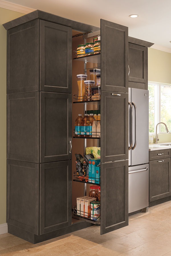 Thomasville - Organization - Tall Pantry Pull Out Cabinet